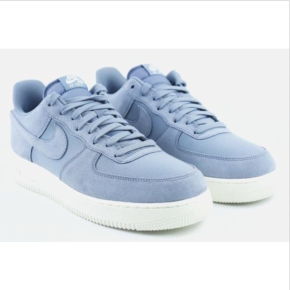 Nike Air Force 1 '07 Mens Size 11.5 Suede Shoes AF NWT